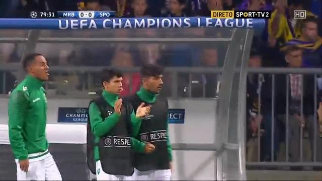 Maribor Sporting Lisbon goals and highlights