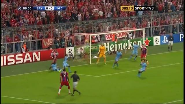 Bayern Munich Manchester City goals and highlights