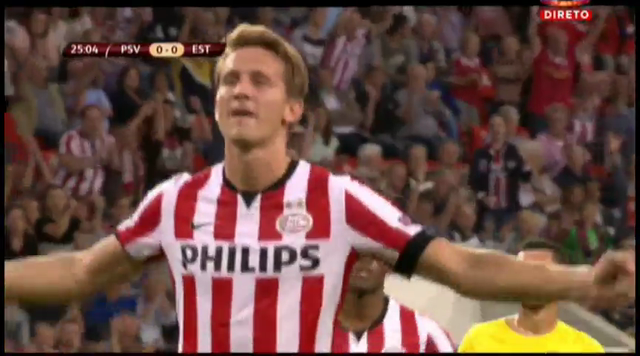 PSV Estoril goals and highlights