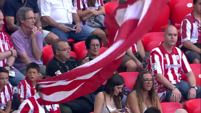 Resumo: Athletic Club 0-1 Granada (20 Setembro 2014)