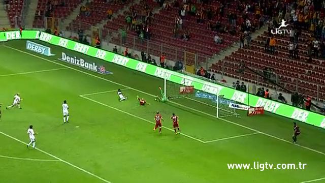Resumo: Galatasaray 2-1 Sivasspor (26 Setembro 2014)
