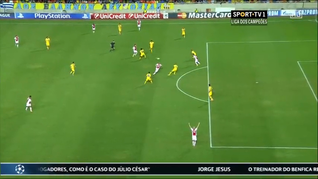 APOEL Ajax goals and highlights