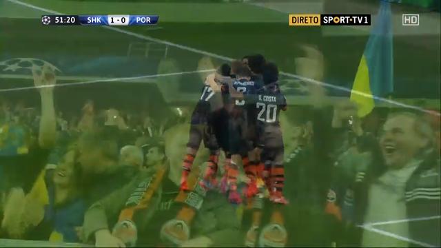 Shakhtar Donetsk FC Porto goals and highlights