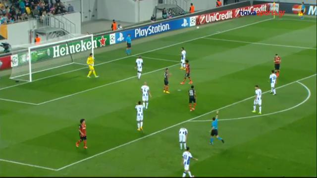 Resumo: Shakhtar Donetsk 2-2 Porto (30 Setembro 2014)