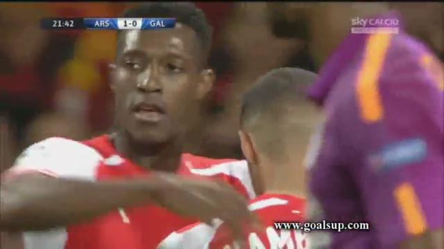 Arsenal Galatasaray goals and highlights