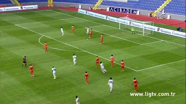 Resumo: İstanbul Başakşehir 4-0 Akhisar Belediyespor (5 Outubro 2014)