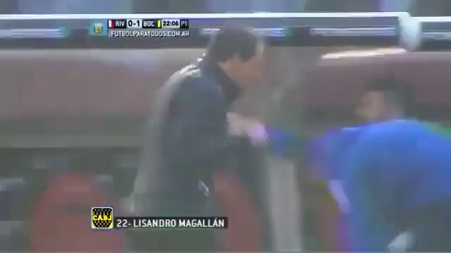 Resumo: River Plate 1-1 Boca Juniors (5 October 2014)