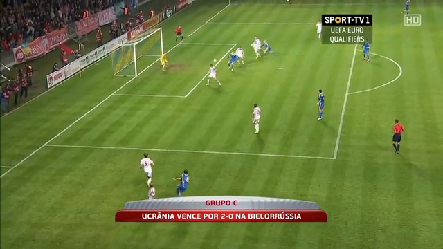 Resumo: Belarus 0-2 Ukraine (9 Outubro 2014)
