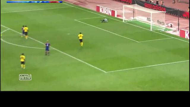 Resumo: Japan 1-0 Jamaica (10 October 2014)