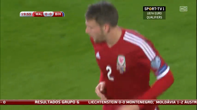 Wales Bosnia-Herzegovina goals and highlights