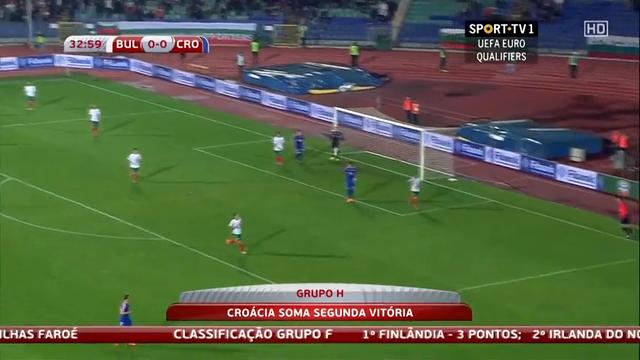 Bulgaria Croatia goals and highlights