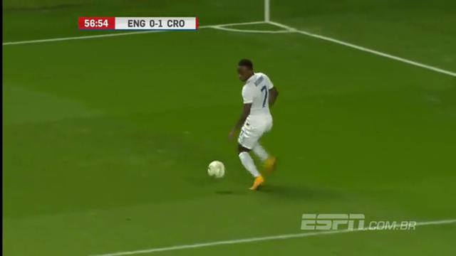 Resumo: England U21 2-1 Croatia U21 (10 Outubro 2014)