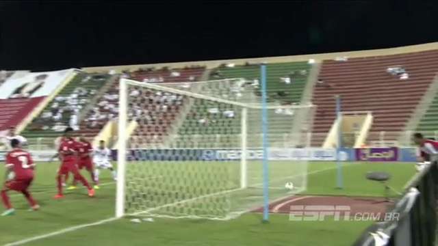 Resumo: Oman 3-4 Costa Rica (10 October 2014)