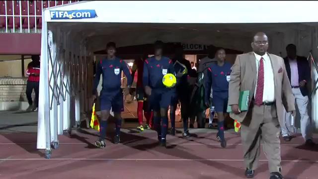 Resumo: Lesotho 0-0 Angola (10 Outubro 2014)