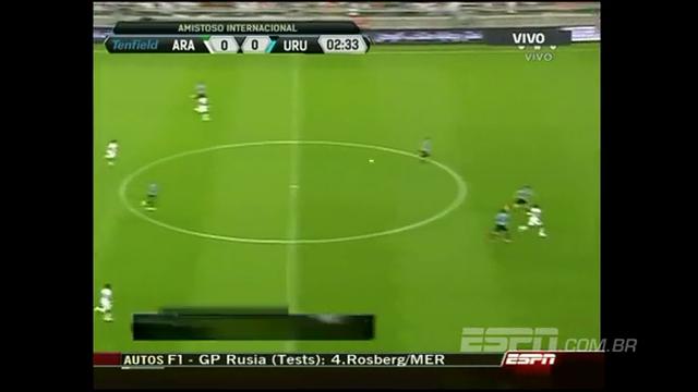 Resumo: Saudi Arabia 1-1 Uruguay (10 Outubro 2014)