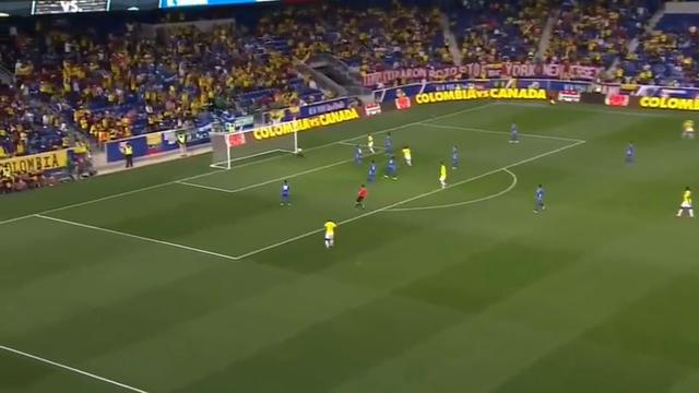 Resumen: Colombia 3-0 El Salvador (11 octubre 2014)