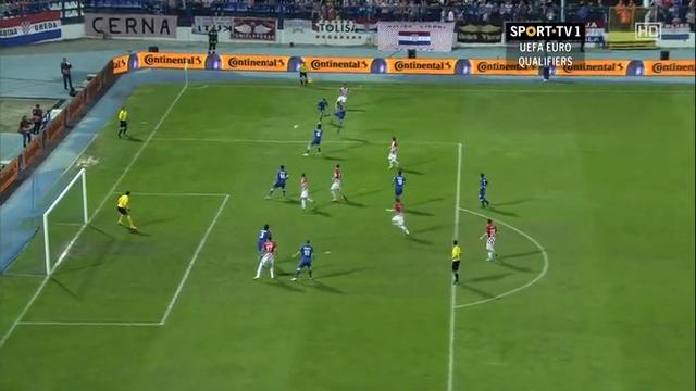 Croatia Azerbaijan goals and highlights
