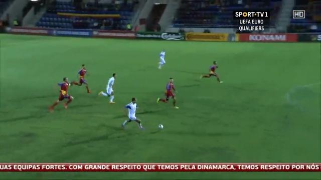 Andorra Israel goals and highlights