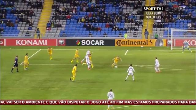 Resumo: Kazakhstan 2-4 Czech Republic (13 Outubro 2014)