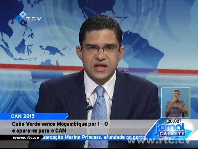 Resumo: Cape Verde Islands 1-0 Mozambique (15 Outubro 2014)