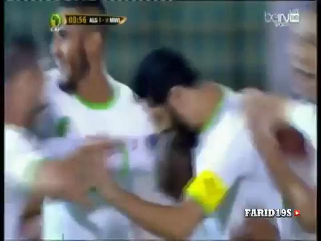 Resumo: Algeria 3-0 Malawi (15 Outubro 2014)