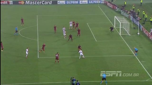 AS Roma Bayern Munich goals and highlights