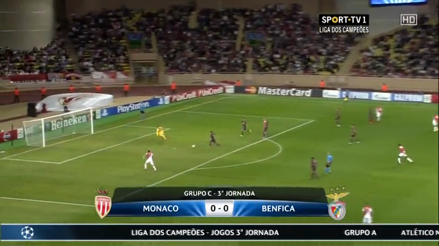 Monaco Benfica goals and highlights