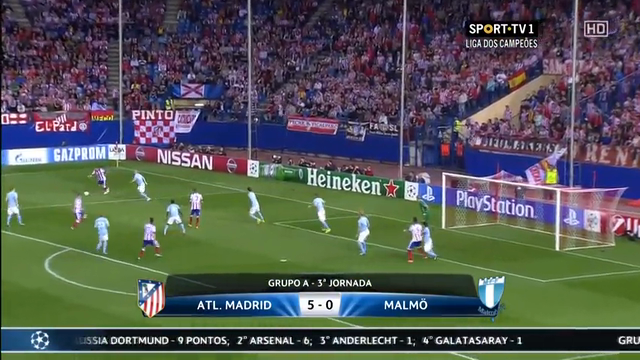 Atletico Madrid Malmö goals and highlights
