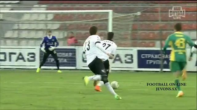 Resumo: Torpedo Moskva 0-0 Kuban' Krasnodar (25 Outubro 2014)