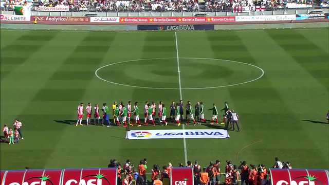 Resumo: Almería 0-1 Athletic Club (25 October 2014)