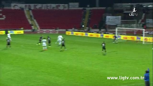 Resumo: Balıkesirspor 0-5 Bursaspor (25 Outubro 2014)