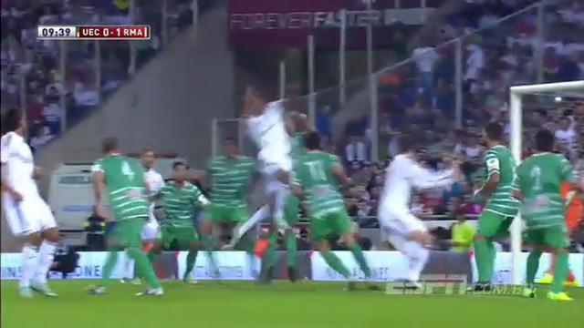 Resumo: Cornellà 1-4 Real Madrid (29 Outubro 2014)