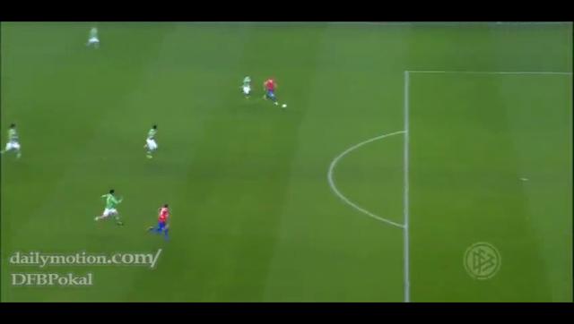 Resumo: Wolfsburg 4-1 Heidenheim (29 Outubro 2014)