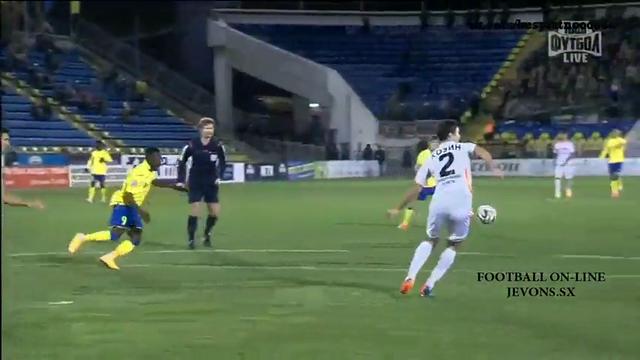 Resumo: Rostov 1-0 Ural (31 Outubro 2014)