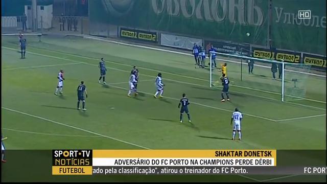 Resumo: Metalurh Donetsk 2-1 Shakhtar Donetsk (31 October 2014)