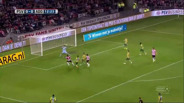 Resumo: PSV 1-0 ADO Den Haag (1 Novembro 2014)
