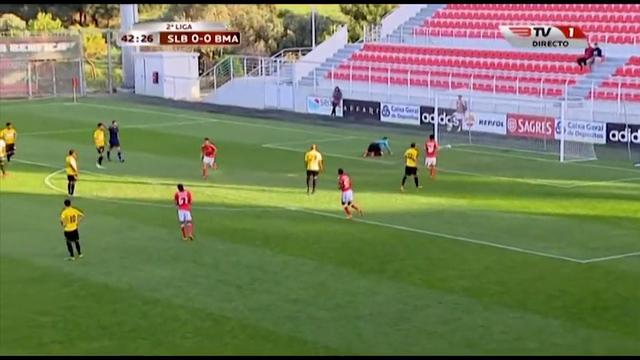 Resumo: Benfica II 1-2 Beira-Mar (2 Novembro 2014)