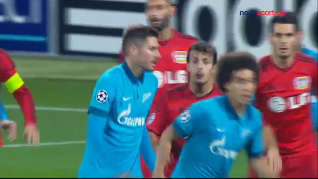 Zenit Petersburg Bayer Leverkusen goals and highlights