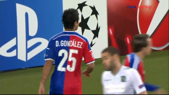 Basel Ludogorets Razgrad goals and highlights