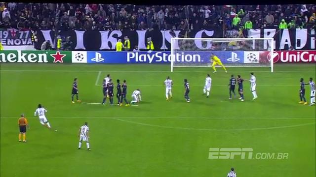 Juventus Olympiakos goals and highlights
