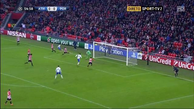 Ath. Bilbao FC Porto goals and highlights