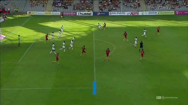Resumo: Korona Kielce 2-2 Pogoń Szczecin (2 Agosto 2014)