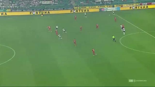 Resumo: Legia Warszawa 1-1 Górnik Zabrze (2 Agosto 2014)