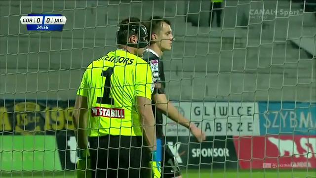 Resumo: Górnik Zabrze 3-0 Jagiellonia Białystok (8 Agosto 2014)