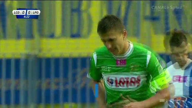 Resumo: Lechia Gdańsk 1-2 Lech Poznań (10 Agosto 2014)