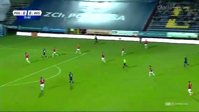 Resumo: Pogoń Szczecin 0-3 Wisła Kraków (22 Agosto 2014)