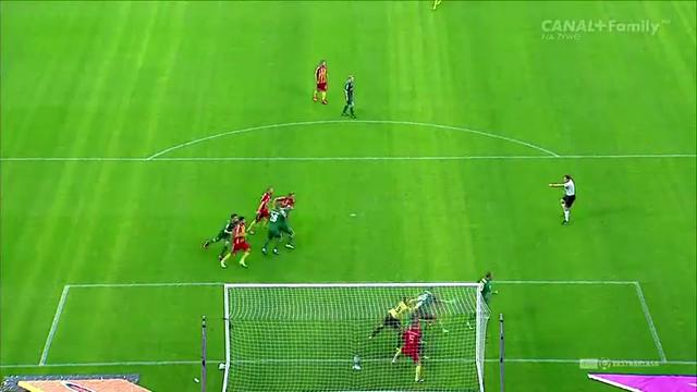 Resumo: Śląsk Wrocław 1-0 Korona Kielce (19 Setembro 2014)