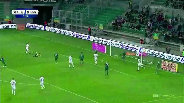 Resumo: Śląsk Wrocław 2-1 Górnik Łęczna (26 Setembro 2014)