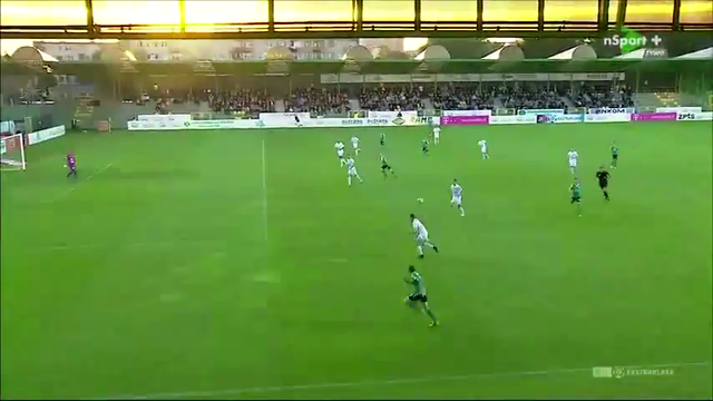 Resumo: Bełchatów 1-0 Pogoń Szczecin (27 Setembro 2014)