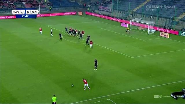 Resumo: Wisła Kraków 0-2 Jagiellonia Białystok (3 Outubro 2014)